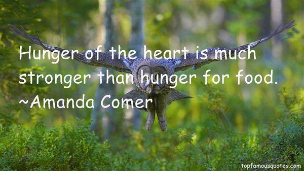 Amanda Comer Quotes