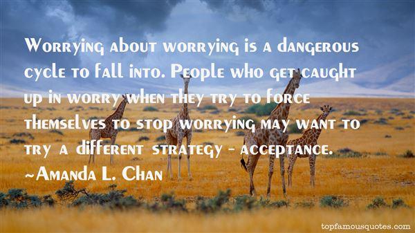 Amanda L. Chan Quotes