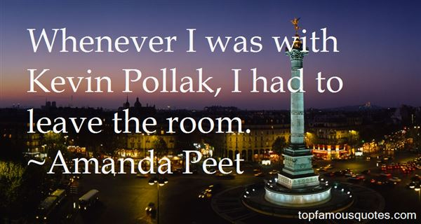 Amanda Peet Quotes