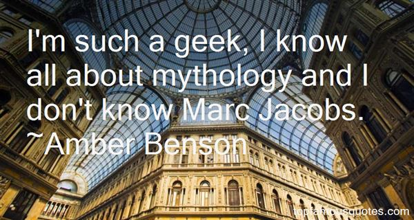 Amber Benson Quotes