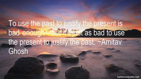 Amitav Ghosh Quotes