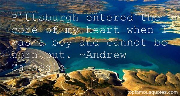 Andrew Carnegie Quotes