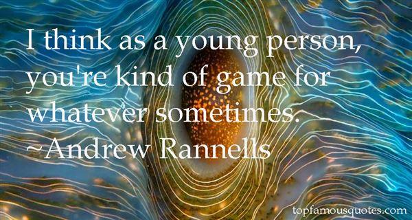 Andrew Rannells Quotes