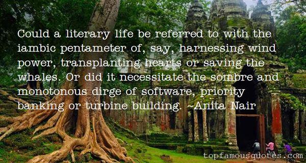 Anita Nair Quotes