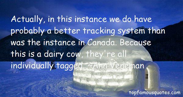 Ann Veneman Quotes