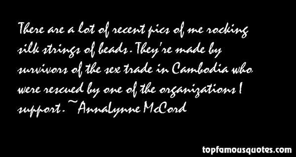 AnnaLynne McCord Quotes