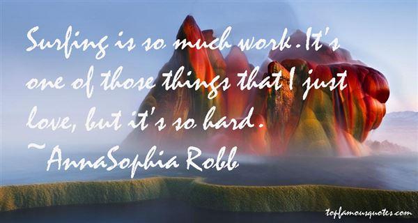 AnnaSophia Robb Quotes