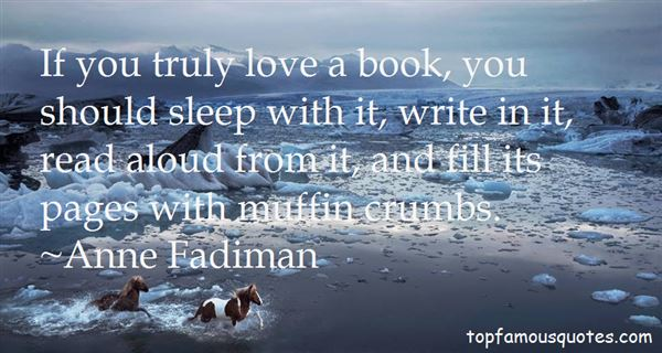 Anne Fadiman Quotes