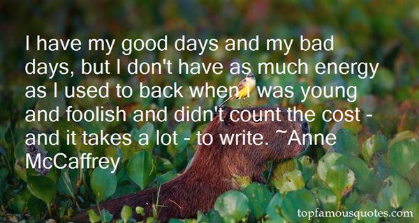 Anne McCaffrey Quotes