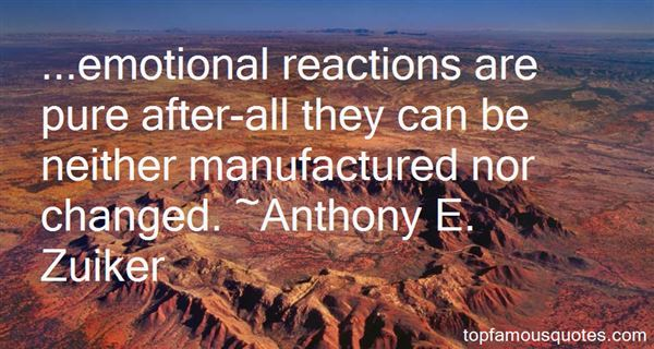 Anthony E. Zuiker Quotes