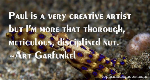 Art Garfunkel Quotes