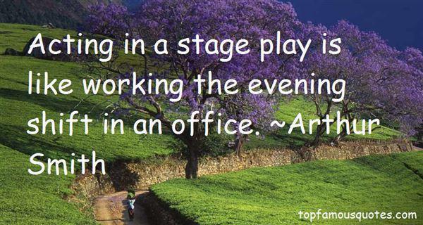 Arthur Smith Quotes