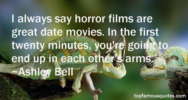 Ashley Bell Quotes