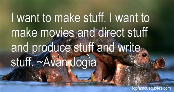 Avan Jogia Quotes
