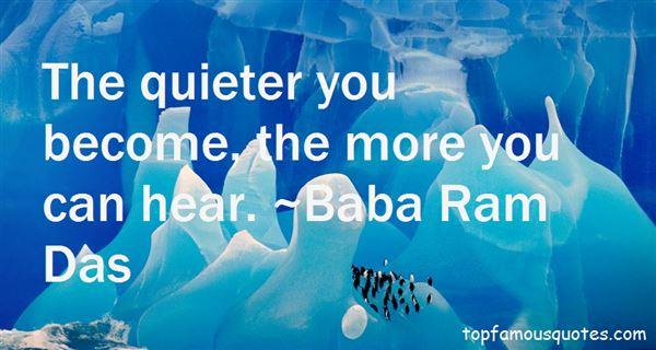 Baba Ram Das Quotes