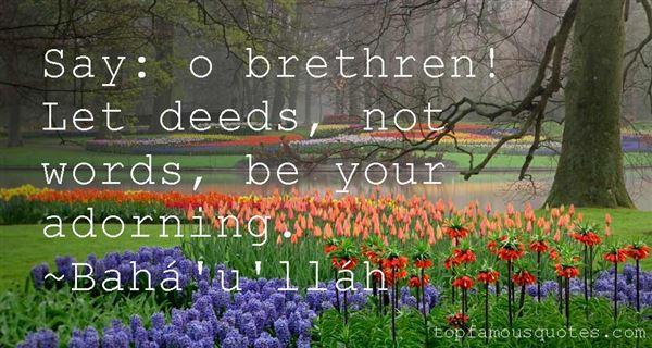 Bahá'u'lláh Quotes