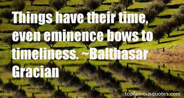 Balthasar Gracian Quotes