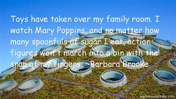 Barbara Brooke Quotes
