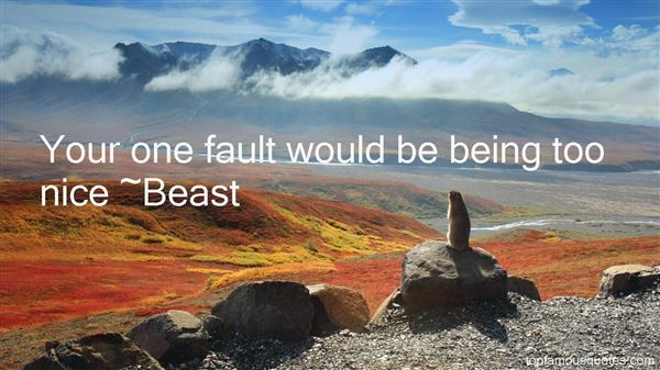 Beast Quotes