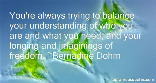 Bernadine Dohrn Quotes