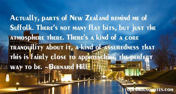 Bernard Hill Quotes