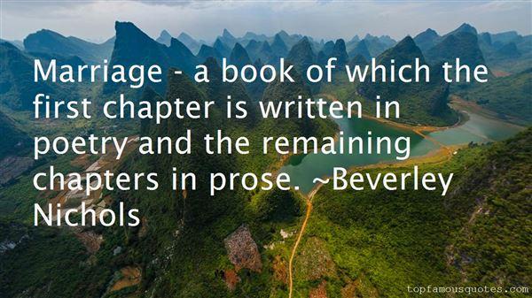 Beverley Nichols Quotes
