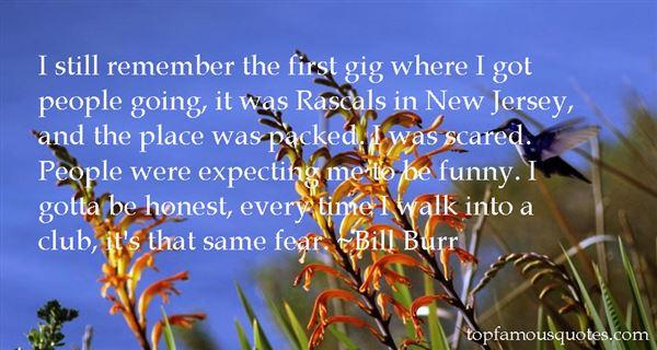 Bill Burr Quotes