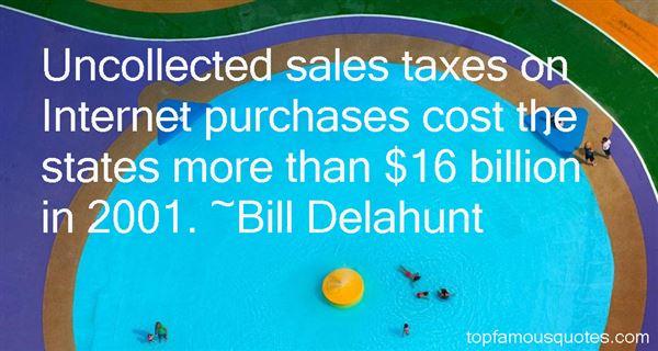 Bill Delahunt Quotes