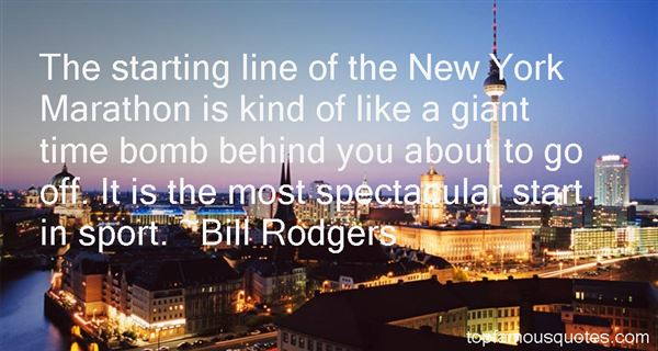 Bill Rodgers Quotes