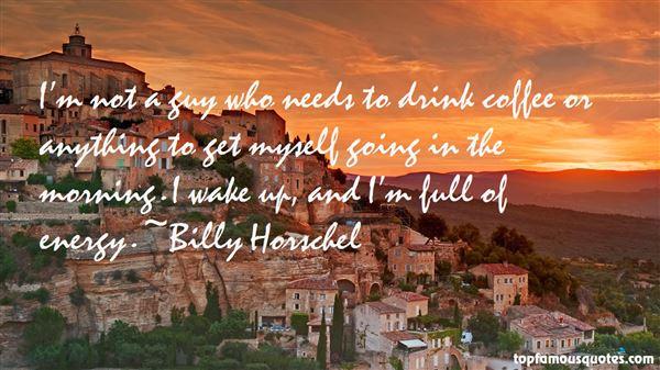 Billy Horschel Quotes