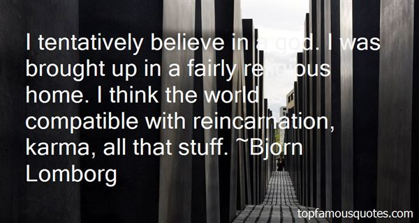 Bjorn Lomborg Quotes