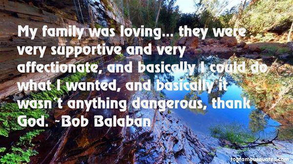 Bob Balaban Quotes