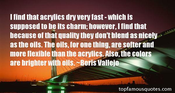Boris Vallejo Quotes