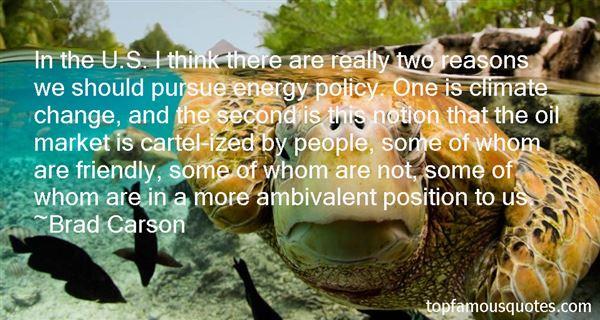 Brad Carson Quotes