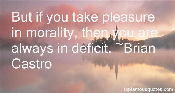 Brian Castro Quotes