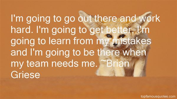 Brian Griese Quotes