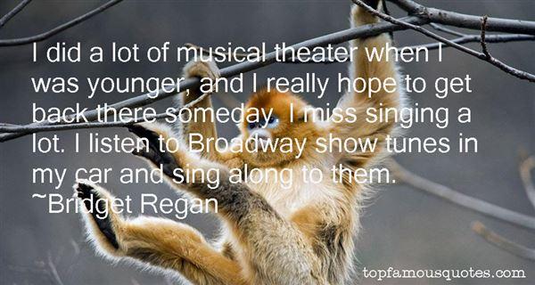 Bridget Regan Quotes