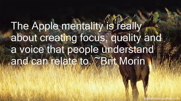 Brit Morin Quotes