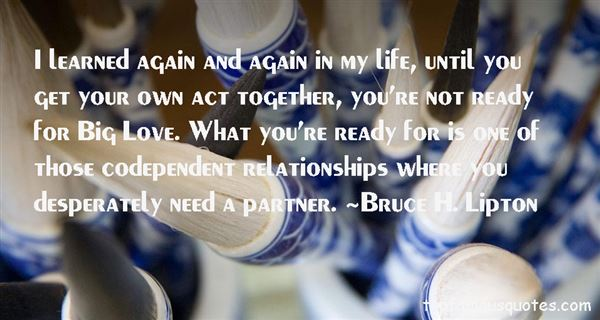 Bruce H. Lipton Quotes