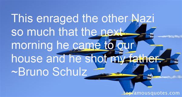 Bruno Schulz Quotes