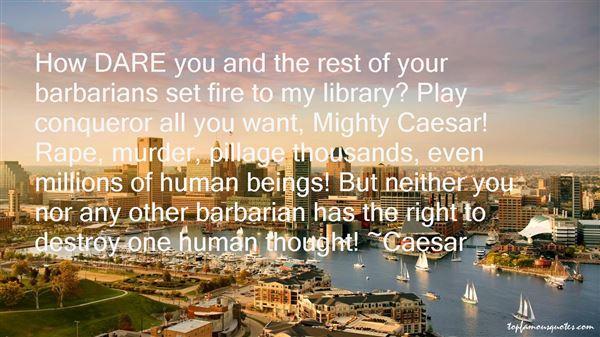 Caesar Quotes