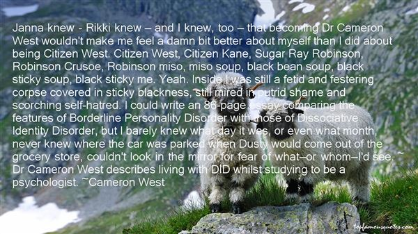 Cameron West Quotes