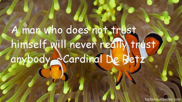 Cardinal De Retz Quotes