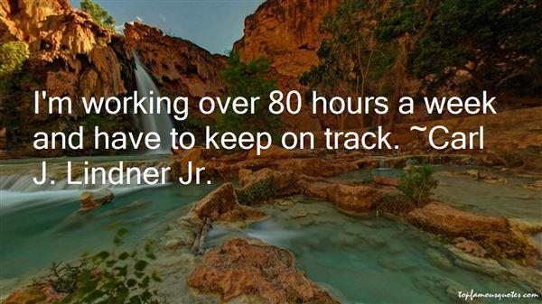 Carl J. Lindner Jr. Quotes