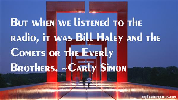 Carly Simon Quotes