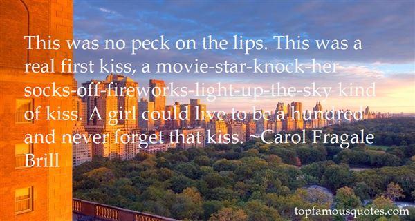 Carol Fragale Brill Quotes