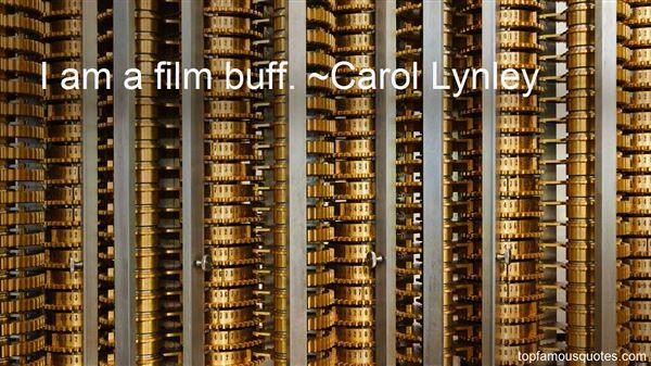 Carol Lynley Quotes