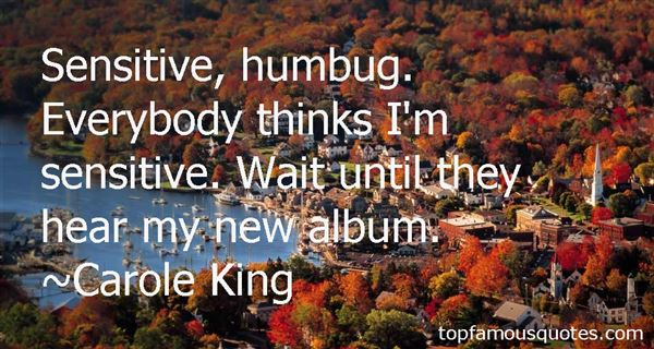 Carole King Quotes