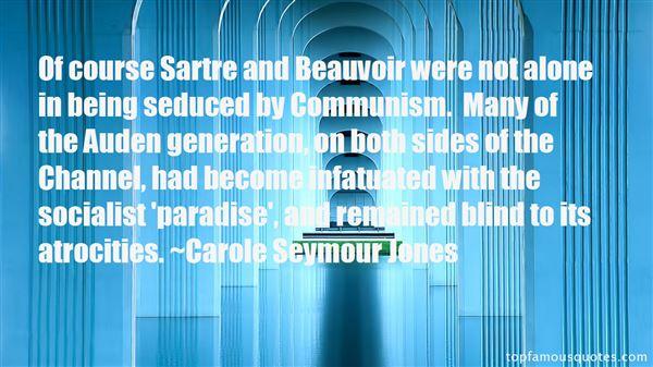 Carole Seymour Jones Quotes