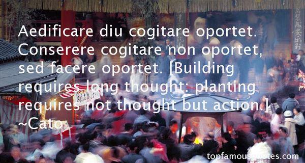 Cato Quotes